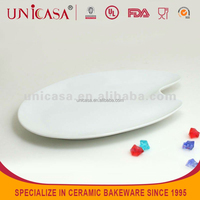 UNICASA STOCK irregular shaped dinner dishes and plates