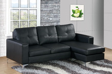 2015 new design small corner sofa