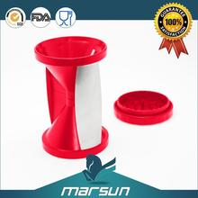 Best Quality As Seen on TV Palstic Durable Food Safe Material Vegetable Turning Slicer