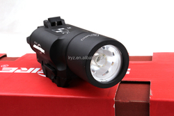 Hunting equipment X300 Ultra LED Weapon Light for shooting Hunting Tactical flashlight