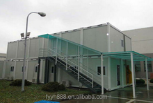 wholesale alibaba low cost prefabricate container apartment,prefabricated modular container hotel made in China