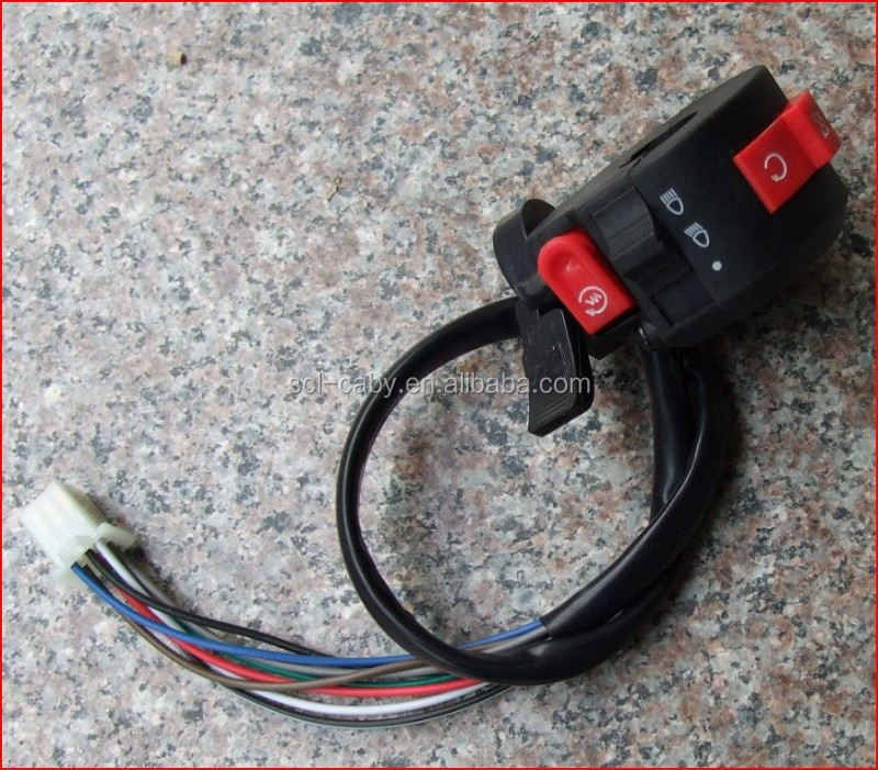SCL-2012031182 ATV110 price of motorcycles in china Handle Switch