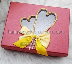 Foldable underwear storage box for Girls gift box for socks, Made-In-China Paper Box