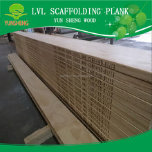 LVL scaffolding plank from yunsheng wood