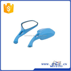 SCL-2013120236 Motorcycle Outside E-mark Rear View Mirror for SUZUKI AN125 Parts