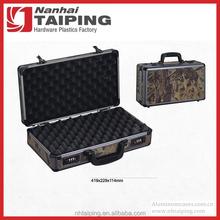 Medium Aluminum Gun Care Carry Case with Combination Lock