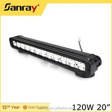 120W Led Combo beams Straight led tuning light bar