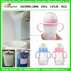 LSR liquid silicone rubber for baby feeding bottle