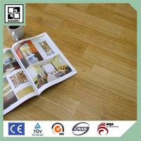 2015 High Quality Recycled waterproof click locking plastic pvc plank vinyl flooring