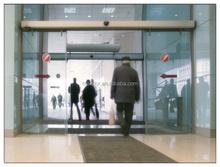 Commercial glass entry door Hotel Glass entry door