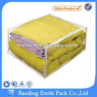 quilt plastic packaging vacuum compressed carrier bags