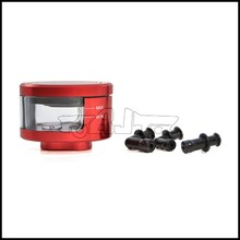 BJ-OC-004 High quality red CNC oil cup parts of motorcycle