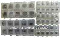 injector calibration shim/common rail injector adjusting shim/bosch injector spacer