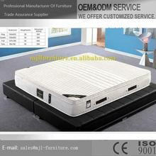 Popular hotsell pocket spring soft latex mattress