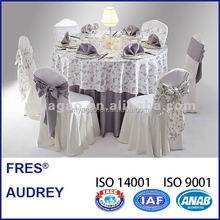 100% polyester decorative dinning table covers