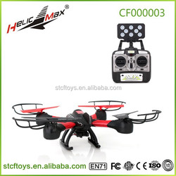 2015 new Helicmax 1315W sky hawkeye rc helicopter 2.4G Real time video transmission toys Drone wifi With LED Light 0.3MP camera