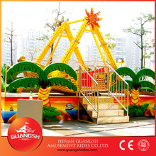 Professional !Children and adults outdoor games theme park rides mini pirate ship sale