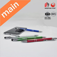 Promotional active capacitive touch stylus ball pens