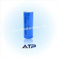 wide application rechargeable 18500 battery / li-ion battery 3.6v 1400mah / batteries 3.6v 1400mah