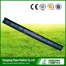 High Pressure Rubber Washer Hose 1SN, 2SN steel wire braided hydraulic hose