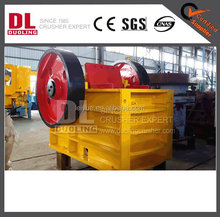 DUOLING 400t/h Jaw Crusher in Iron Ore Industries