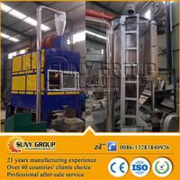mixed plastic recycle electrostatic equipment