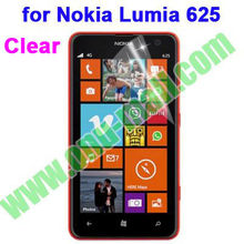 New Arrival Clear Screen Protector for Nokia Lumia 625 (4 Styles: Clear/Mirror/Frosted/Diamond)