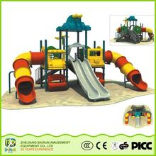 Adventure Series Games Import Cheap Goods From China LLDPE Outdoor Kids Playground Equipment Slide