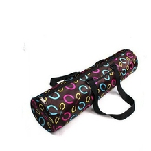 Fashion popular spot yoga mat bag