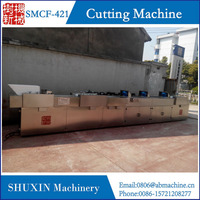 brittle peanut candy cutting machine producing line,cereal bar ,candy forming machine