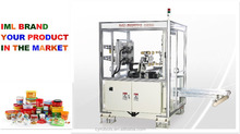 IML robot arm with Panasonic servo motor machine for 2015 New HAITAI Injection Molding Machine to Make Big Plastic Chair