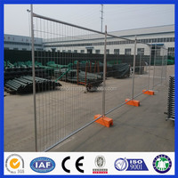 Wholesale Hot Dipped/Galvanized Free Standing Fence/Temporary Fence For Sale(manufacture)