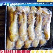 Congelados de pescado de fujian, croker amarillo, croker amarillo de pescado