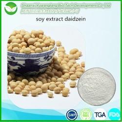 High quality soy extract daidzein CAS 486-66-8