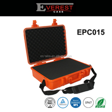 Professional IP67 Hard plastic durable laptop equipment carrying tool cases