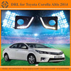 Best Selling LED DRL Fog Light for Toyota Corolla Altis Excellent Quality LED Daylight for Toyota Corolla Altis 2014