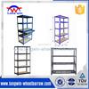 1800 MM 5 tier lightweight racking warehouse garage storage racking,steel racking system