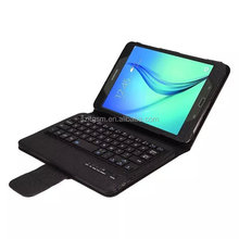 black stand keyboard bluetooth tablet 8 inch case for Samsung tab.A 8' P350D