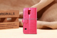 Low price best selling pu case for ipod 4 for galaxy s5