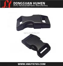 Jinyu popular 3/4 side release buckle/paracord bracelet accessories