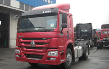 SINOTRUK HOWO 4x2 trucks tractor units