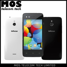 LTPS 4.2 inches Touch Screen 1280x768 pixels Micro SIM InFocus M2 Daul SIM 4G LTE Android OS Mobile Phone