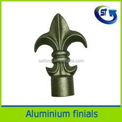 FENCE Gate tube aluminium fence finials
