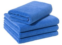 super absorption dry quick microfiber cleaning towel for car