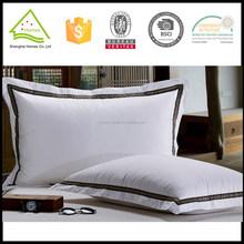 Japanese fashionable white feather down pillow