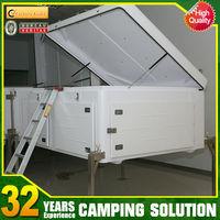 aluminum atv tow behind camping trailer