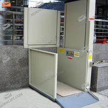 electric wheelchair hydraulic lift mechanism