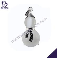 grace cabaça prata esterlina design de pingentes masculinos