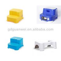 Plastic Toilet Footstool & Plastic Stool Mold