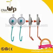 greenhouse yo-yo hanger/ garden plant yo yo with stopple/ yo yo plant support